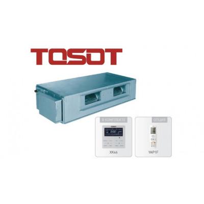 Внутренний блок канальный Tosot T18H-FD/I серии FREE MATCH INVERTER