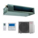 Сплит-системы канального типа Pioneer KFD24GW/KON24GW/TC04 серии KFD ON/OFF