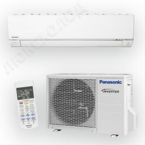 Бытовой кондиционер Panasonic CS/CU-E07RKD серии DELUXE ECONAVI INVERTER