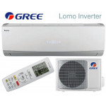 Бытовой кондиционер Gree GWH12QC-K3DNC2G серии LOMO ARCTIC INVERTER