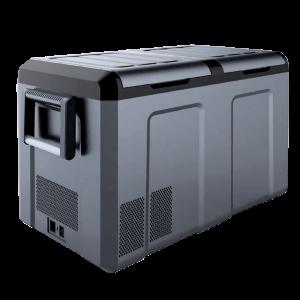 Компрессорный автомобильный холодильник LIBHOF B-55