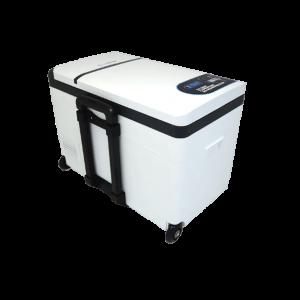 Компрессорный автомобильный холодильник LIBHOF K-30H