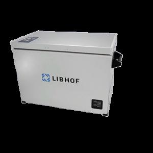 Компрессорный автомобильный холодильник LIBHOF PRO-26