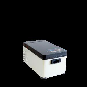 Компрессорный автомобильный холодильник LIBHOF Q-18