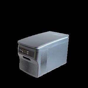 Компрессорный автомобильный холодильник LIBHOF Q-26