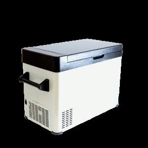 Компрессорный автомобильный холодильник LIBHOF Q-55