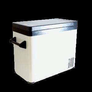 Компрессорный автомобильный холодильник LIBHOF Q-65