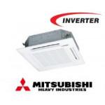 Внутренний блок кассетный Mitsubishi Heavy  FDTC40VH серии FDTC-VH  INVERTER